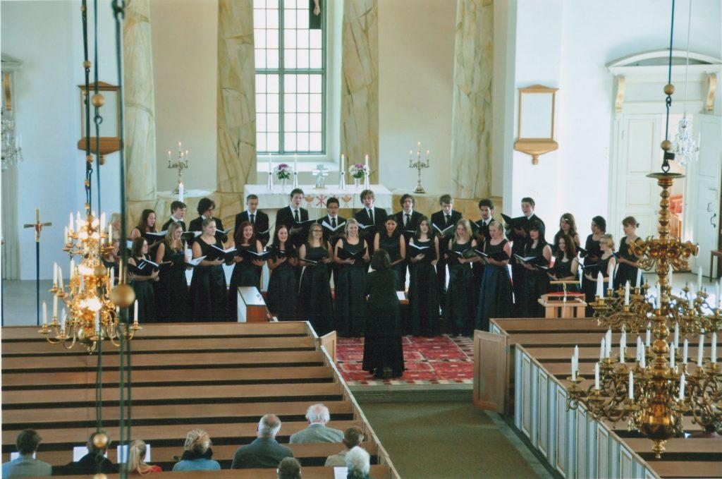 Vårkonsert i Småland